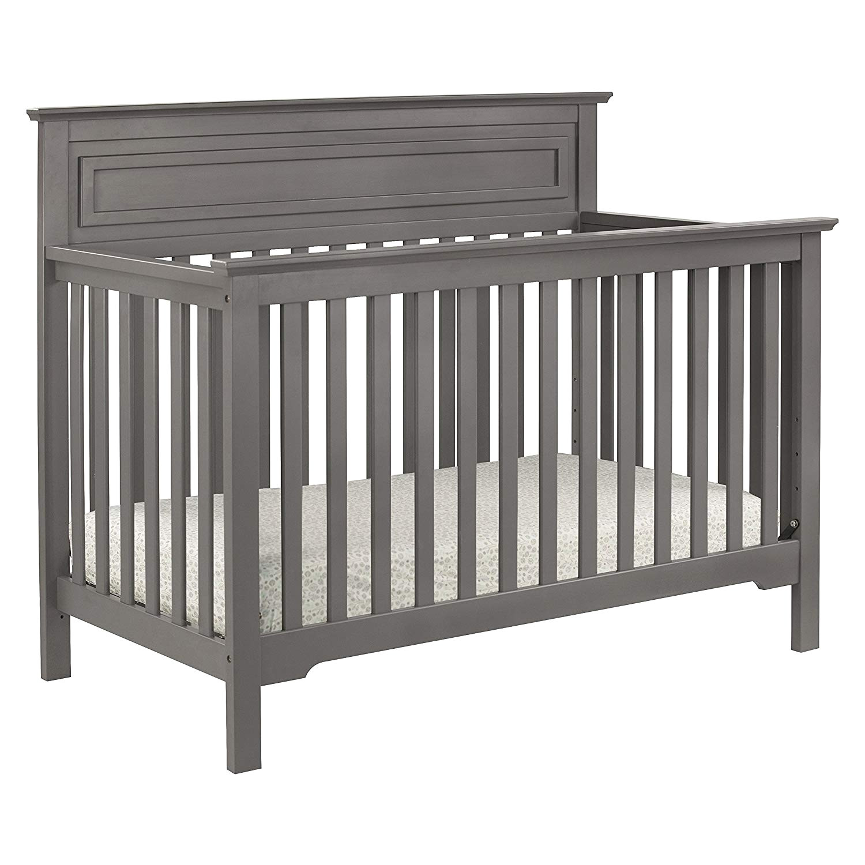 Baby Cribs for Sale Under 100 Amazon Com Davinci Autumn 4 In 1 Convertible Crib Slate Baby