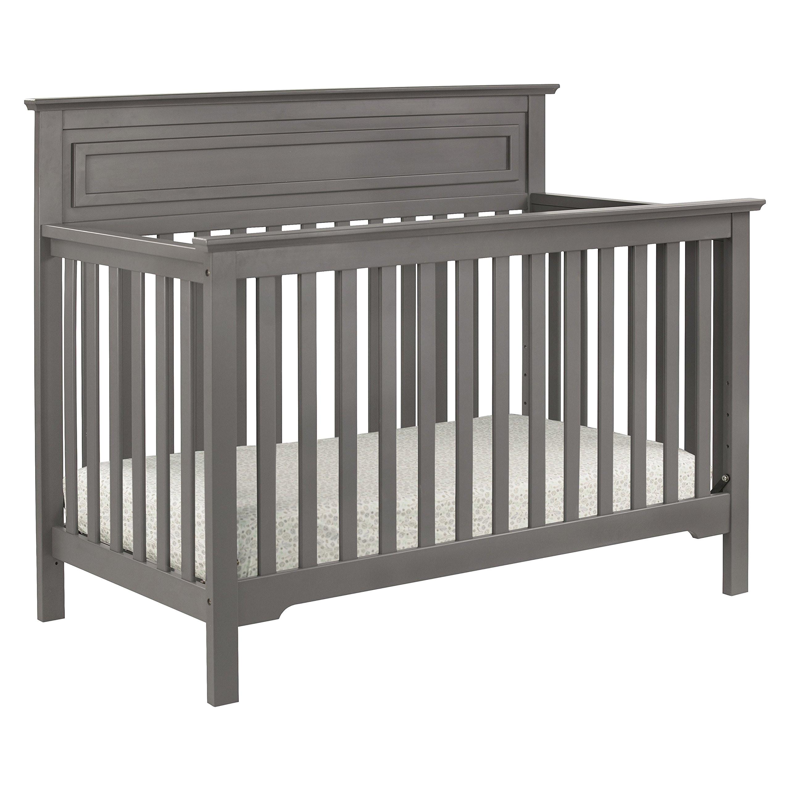 Crib and Changing Table Combo Buy Buy Baby Amazon Com Davinci Autumn 4 In 1 Convertible Crib Slate Baby