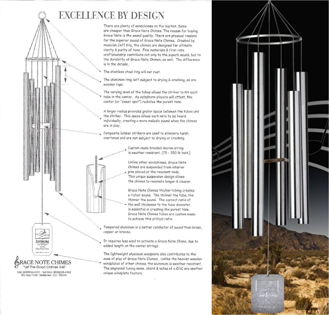 Grace Note Wind Chimes Mariposa Ca Pin by David Owens On Wind Chimes Pinterest Yards