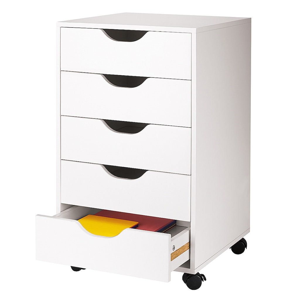 Ikea Alex Drawer Dupe Michaels Find the 5 Drawer Letterpress Cube by ashlanda at Michaels