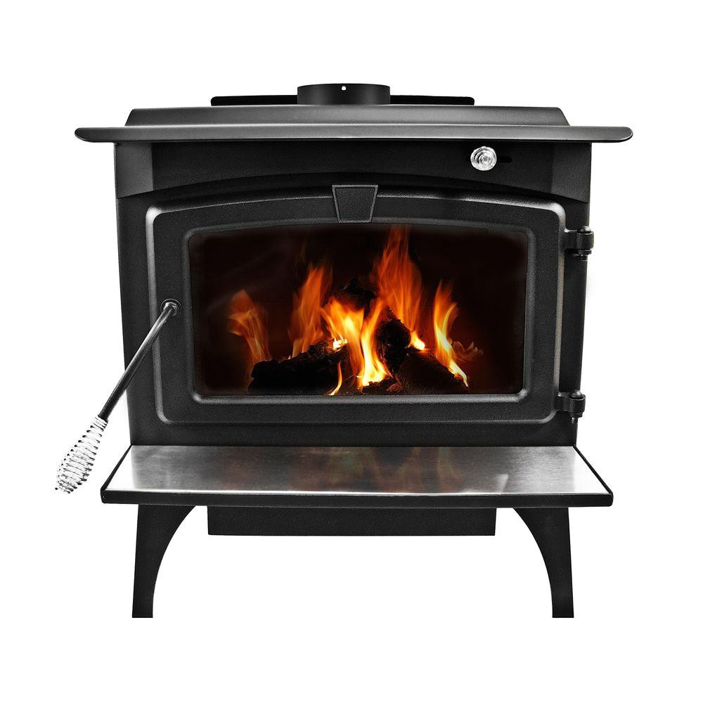 Jotul Gas Stoves Prices Sale Pleasant Hearth 1 800 Sq Ft Epa Certified Wood Burning Stove with