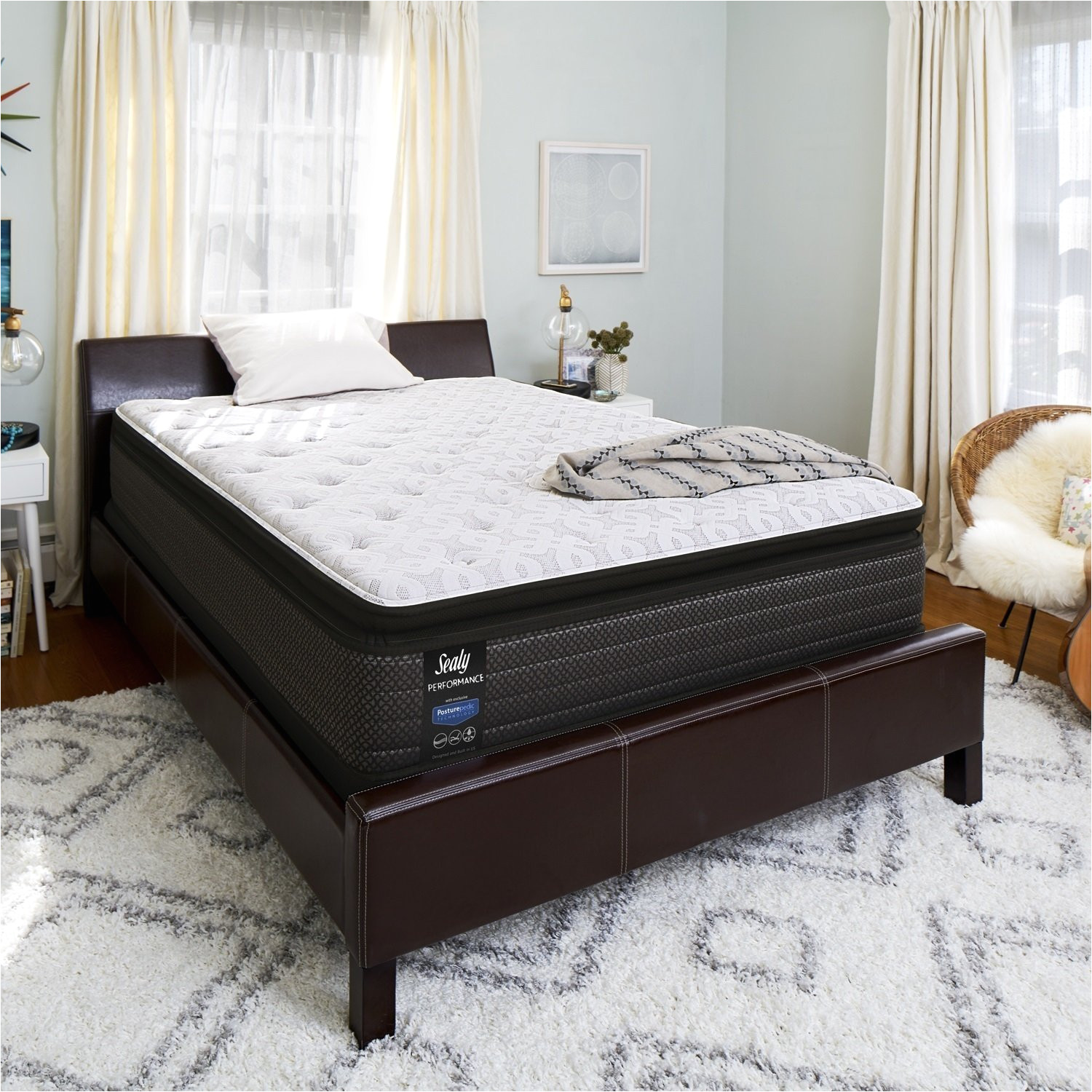 Reviews for Big Fig Mattress Shop Sealy Response Performance 14 Inch Queen Size Plush Pillowtop
