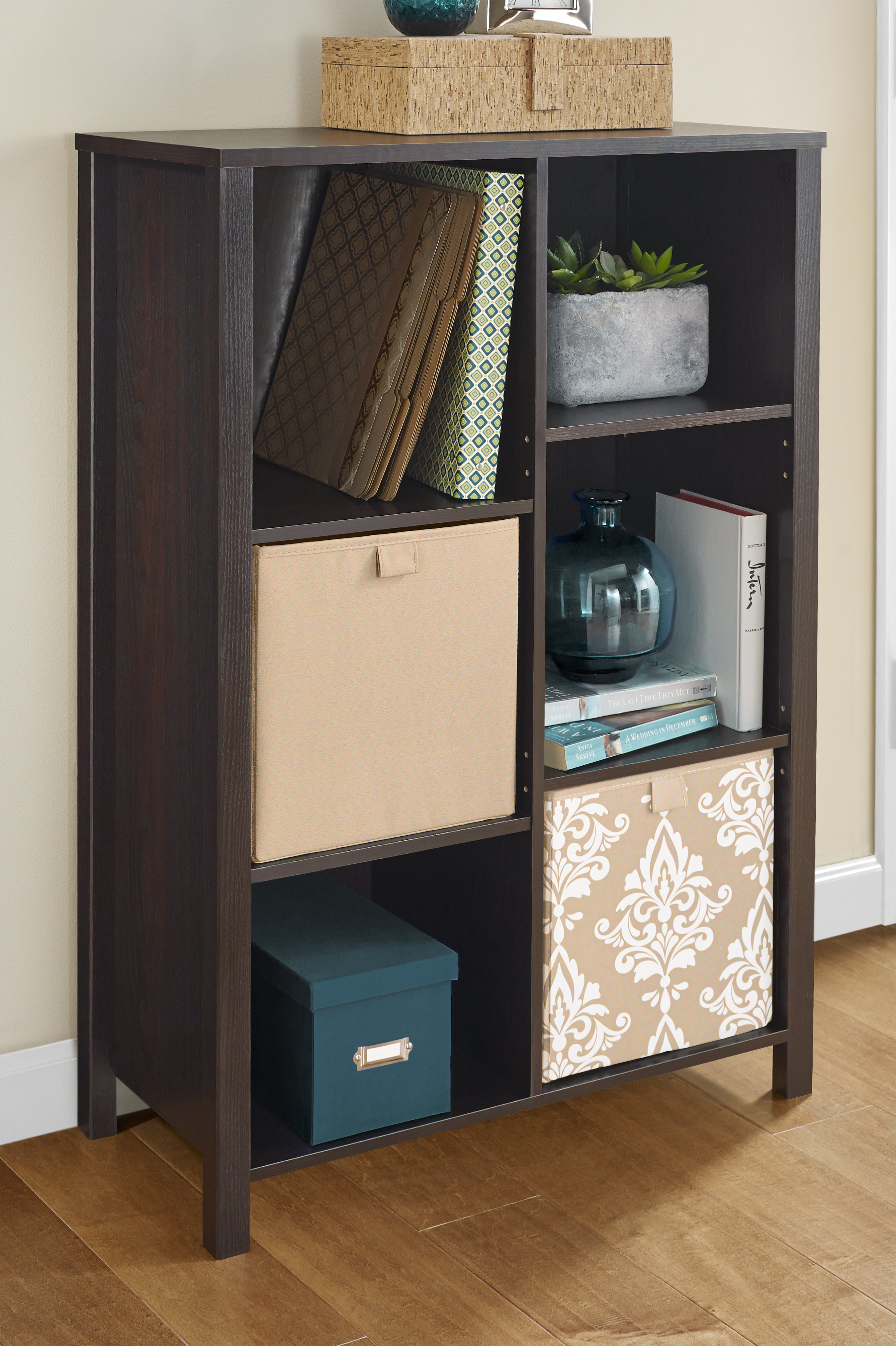 Room Essentials 5 Shelf Bookcase assembly Instructions Pdf Closetmaid Premium Cubes Adjustable Unit Bookcase Reviews Wayfair