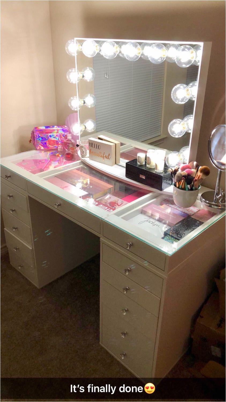 Slaystation Dressing Table top Slaystationa Plus 2 0 Tabletop Glow Plus Vanity Mirror Drawer