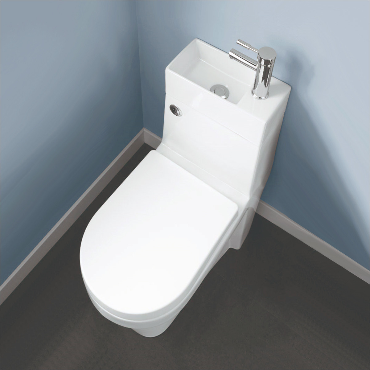 Toilet Sink Combo Units for Sale Ireland Combination Close Coupled toilet with Wash Basin Two In One Unit