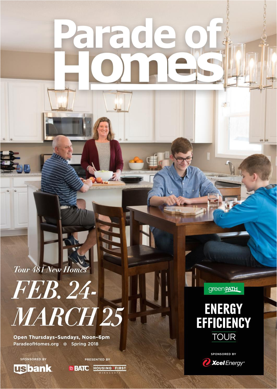 Unfinished Furniture Rochester Ny Ridge Road 2018 Spring Parade Of Homes Sm Guidebook by Batc Housing First