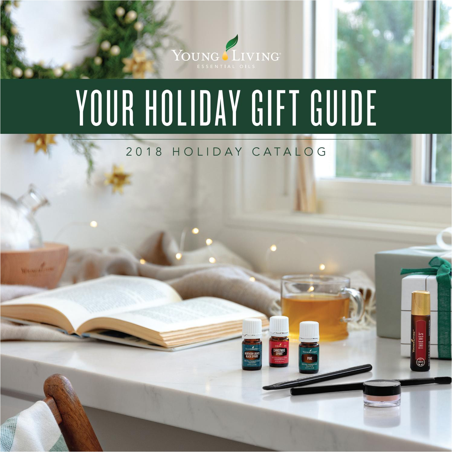 Young Living Holiday Catalog 2019 Canada 2018 Young Living Holiday Catalog by Young Living Essential Oils issuu