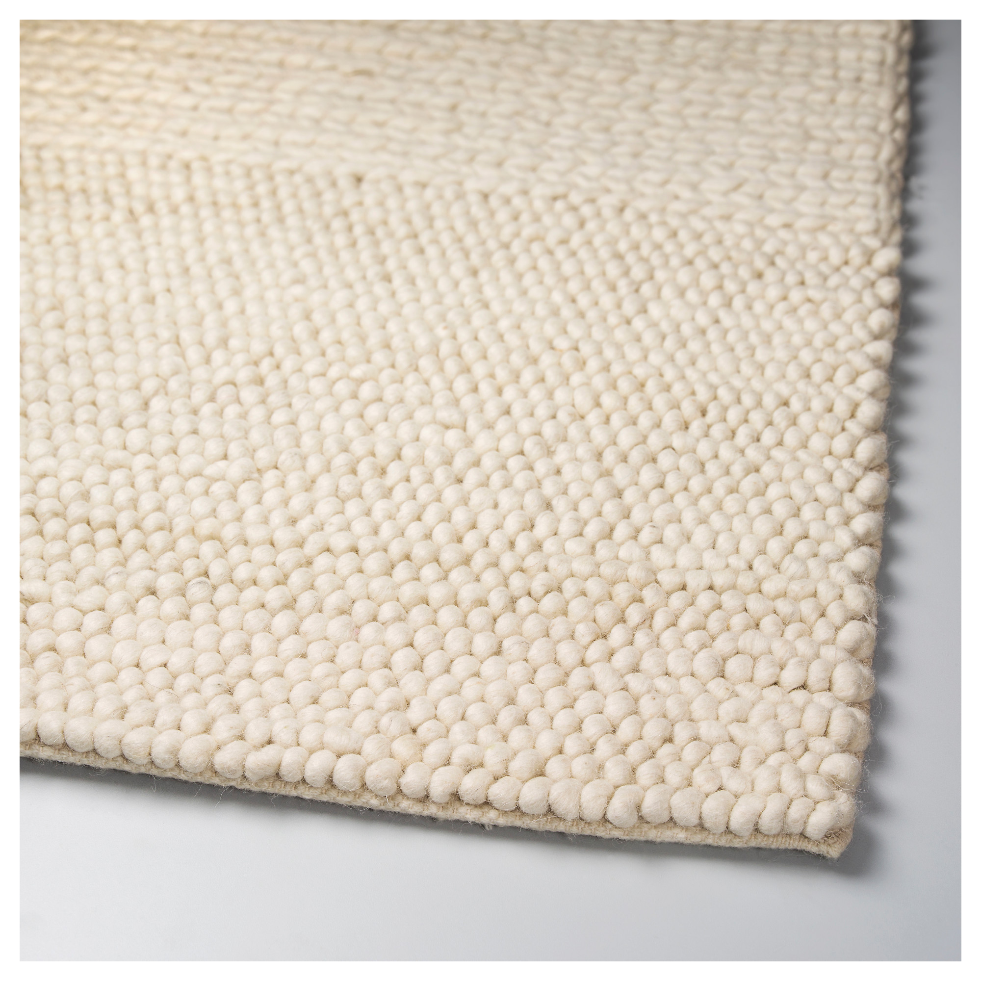 8×10 area Rugs at Ikea Ikea Ibsker Rug Off White Handmade Products Rugs Ikea
