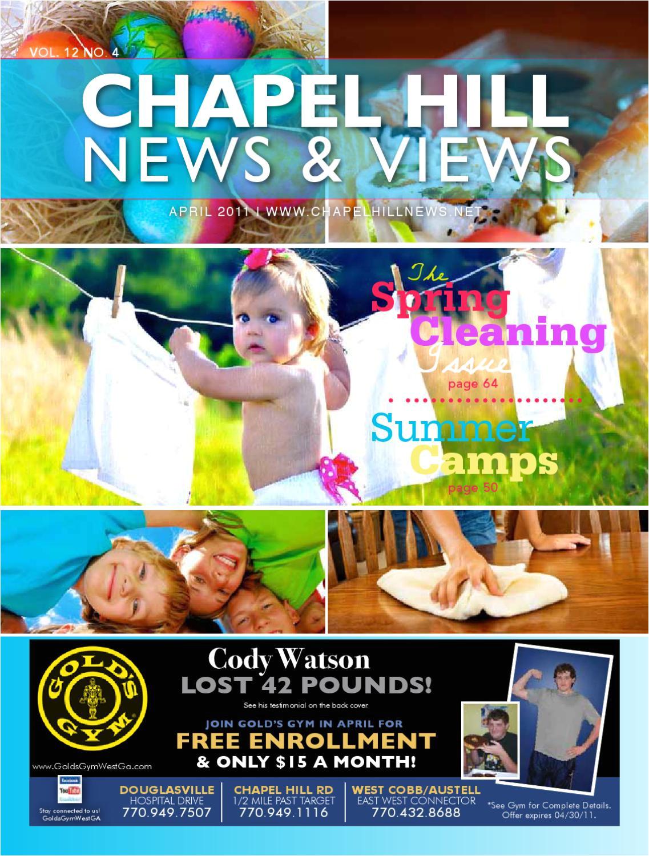 Daystar Carpet Cleaning Panama City Fl Chapel Hill News Views April 2011 by Lindsey Robbins issuu
