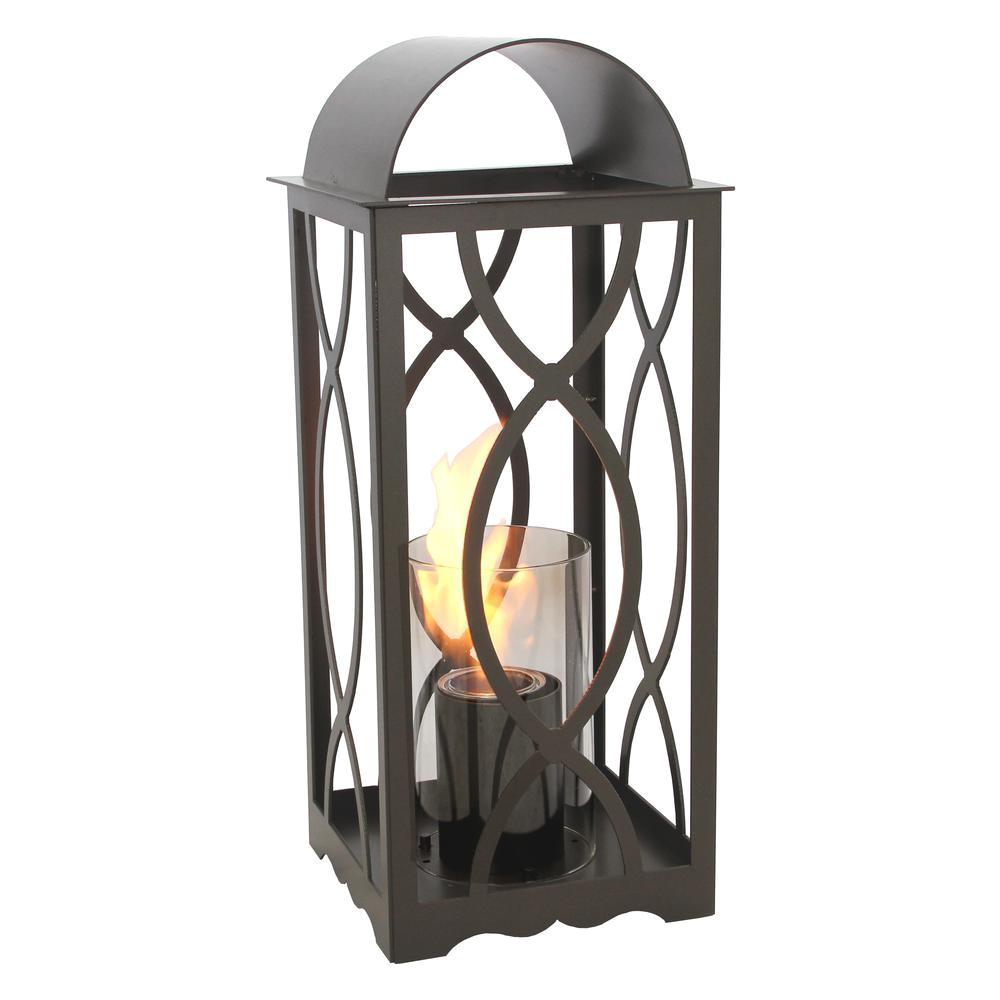 Fabric Stores In Augusta Ga area Terra Flame Augusta 26 5 In Lantern In Bronze Medium Size Od Ga