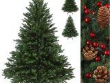 100 Pe Christmas Tree Luxury Christmas Tree Artificial Pe Xmas Tree 5 Sizes 100