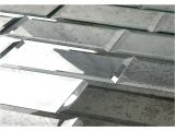 12 X 12 Antique Mirror Tiles Abolos Echo 3 In X 12 In Antique Silver Glass Mirror Peel and