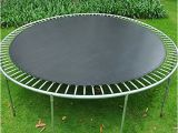 14 Ft Trampoline Mat and Springs Jumping Mat Replacement for 14 Ft Round Trampoline Frame
