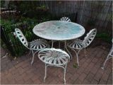 1940 S Metal Lawn Chairs Vintage 1930 39 S 1940 39 S 9 Piece Wrought Iron Patio Furniture
