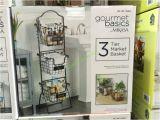 3 Tier Basket Stand Costco Gourmet Basics by Mikasa 3 Tier Basket Costcochaser