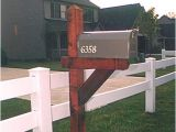 4×4 Mailbox Post Plans Mailbox and Post 4×4 Posts