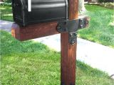 6 X 6 Mailbox Post Plans 6 6 Post Anchor attached Images 6 6 Post Anchor Bolt