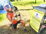 A1 Carpet Cleaning Brunswick Ga A Veteran and His Dog Cross Country for Cause Local News the