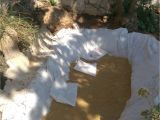 Above Ground Turtle Pond Ideas 3 This Step is Optional In This Step I Have Poured Concrete On the
