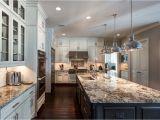 Alaska White Granite with Dark Cabinets Make Your Elegant Kitchen with Alaska White Granite