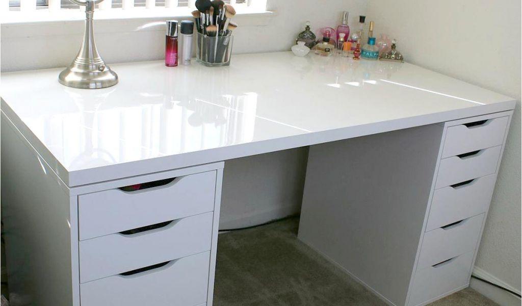 Ikea Micke Desk Drawer Organizer Novocom Top