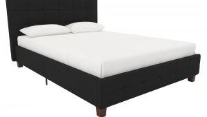 Amherst Upholstered Platform Bed Instructions Rose Upholstered Bed Dhp Furniture