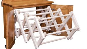 Amish Wooden Clothes Drying Rack Used Clothing Rack Amazing Heavy Duty Rail Wheel