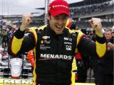 Angies List Des Moines Simon Pagenaud Wins Grand Prix Of Indianapolis for Third Straight
