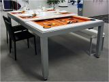 Aramith Fusion Pool Dining Table Aramith Fusion 7 39 Dining Pool Table Robbies Billiards