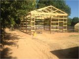 Arklatex Shop Builders Prices 24×30 Pole Barn Shop In East Texas the Garage Journal Board