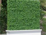 Artificial Hedges for Outdoors Custom Artificial Hedges In Planters