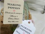 Baby Making Potion Tags Personalized Favor Tags 2 5l X1 8w Baby