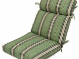 Backyard Creations Replacement Cushions Backyard Creations Madison Chair Cushion at Menards