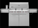 Backyard Grill Brand Replacement Parts Weber Summit S 670 Gas Grill Weber Grills