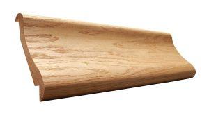 Bar Rail Molding Lowes Shop Evertrue 6 125 In X 8 Ft Bar Rails at Lowes Com