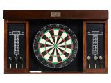 Barrington 40 Dartboard Cabinet with Led Light Barrington 40 Inch Dartboard Cabinet W Led Light Md