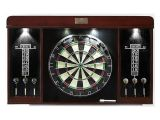 Barrington 40 Dartboard Cabinet with Led Light Barrington Dartboard Cabinet Set Md Sports Your Best