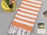Bath Sheet Vs Beach towel Turkish Beach towels 100 Cotton Stripes Thin Bath towel Travel