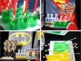 Batman Vs Superman Party Ideas Batman V Superman Party Ideas