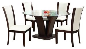 Bayside Furnishings 9 Piece Dining Set Instructions Hokku Designs Carmilla 5 Piece Dining Set Reviews Wayfair