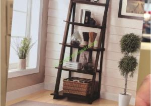Bayside Furnishings Ladder Bookcase Bayside Furnishings Ladder Bookcase Model Karlbk N
