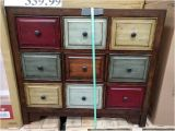 Bayside Furnishings Seabrook Accent Cabinet Bayside Furnishings 9 Drawer Accent Cabinet