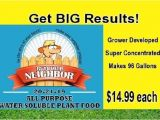 Beat Your Neighbor All Purpose Fertilizer Home for Beat Your Neighbor Plant Food Fertilizer