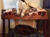 Bedside Platform Dog Bed Bedroom Doggie Dilemma Bed Bedside Platform Dog Bed for
