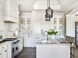 Benjamin Moore Willow Creek Cabinets I Want This Exact Layout Of island Opposite Stove Whisper Rock