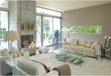 Benjamin Moore Willow Creek Gray Paint Contemporary Living Room Benjamin Moore