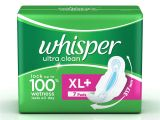 Best Sanitary Pads for after Delivery Buy Whisper Ultra Sanitary Pads Xl Plus Wings 7 Count Online at