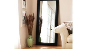 Better Homes and Gardens Leaner Mirror Black Getting This tomorrow Affordable One Finally