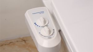 Bidet attachment for toilet Warm Water Luxe Bidet Neo toilet Seat attachment Warm Water Self