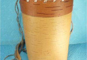 Birch Bark Berry Basket Russian Ancient Peasant Birch Bark Berry Basket Bag 15